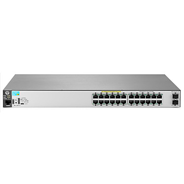 HPE Aruba 2530-24G-2SFP+ Switch manageable 24 ports 10/100/1000 + 2 ports combo SFP+