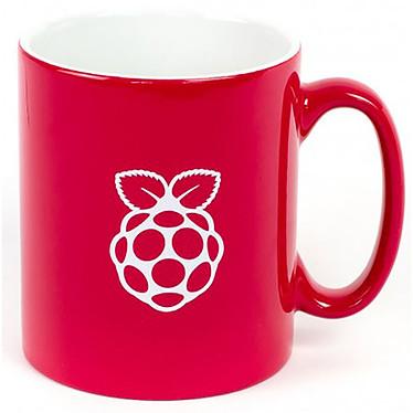 Raspberry Mug Tasse officielle sous licence Raspberry Pi