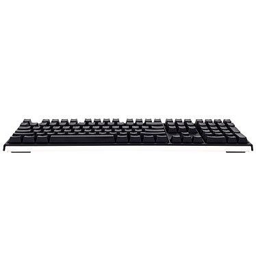 Ducky Channel One 2 Backlit (coloris noir - Cherry MX Red - LEDs blanches) pas cher