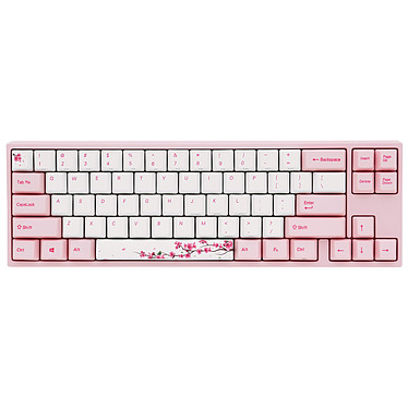 Ducky Channel x Varmilo MIYA Pro Sakura Edition (Cherry MX Brown)