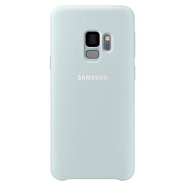 Samsung funda Silicone Azul Galaxy S9 Funda de silicona para Samsung Galaxy S9