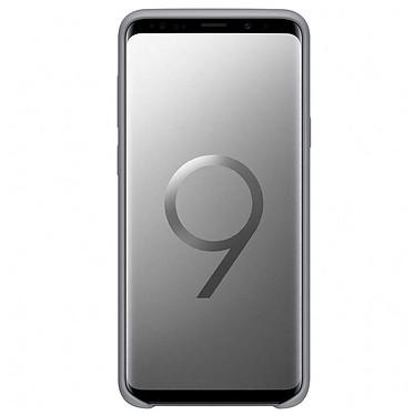 Opiniones sobre Samsung funda Silicone Gris Galaxy S9+