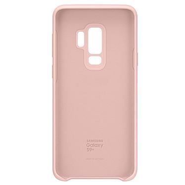 Acheter Samsung Coque Silicone Rose Galaxy S9+