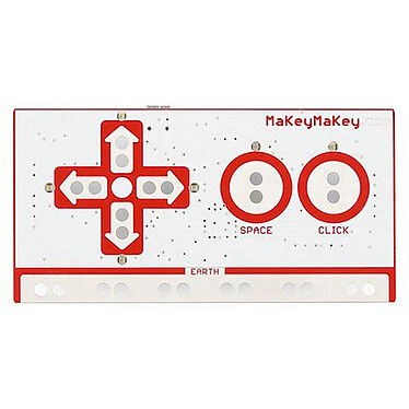Makey Makey Classic Manette USB entièrement configurable - kit d'invention