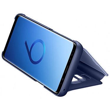 Samsung Clear View Cover Azul Galaxy S9 a bajo precio
