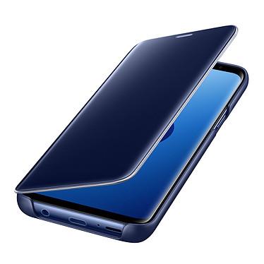 Comprar Samsung Clear View Cover Azul Galaxy S9