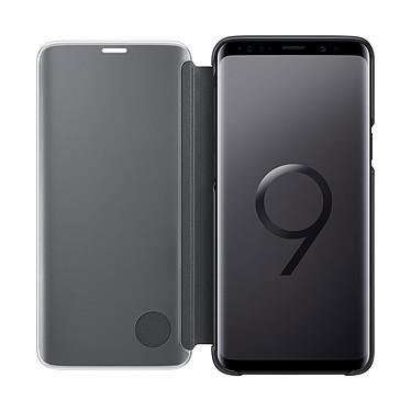 Avis Samsung Clear View Cover Noir Galaxy S9