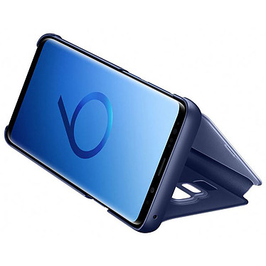 Comprar Samsung Clear View Cover Azul Galaxy S9+