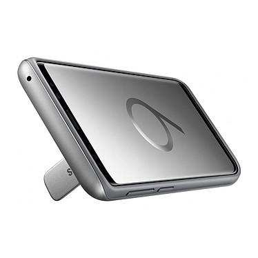 Comprar Samsung funda reforzado plata Galaxy S9