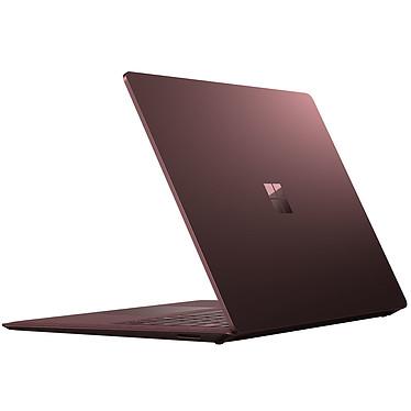 Avis Microsoft Surface Laptop - Intel Core i7 - 8 Go - SSD 256 Go - Bordeaux - Windows 10 Pro · Reconditionné