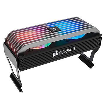 Corsair Dominator Airflow Platinum RGB Système de refroidissement silencieux pour mémoire Corsair Dominator Platinum