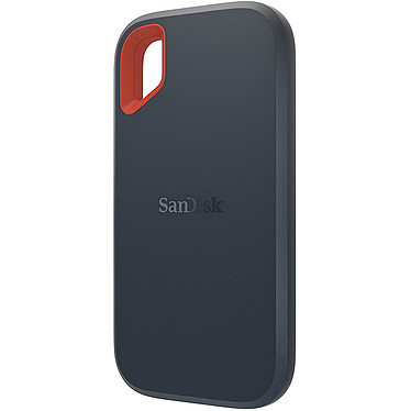 Avis SanDisk Extreme Portable SSD 2 To