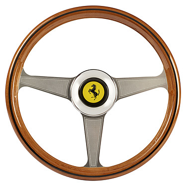 Thrustmaster Ferrari 250 GTO Wheel Add-On Volant pour Thrustmaster TS-PC RACER, TS-XW RACER, T-GT, T500 RS, T300 Series, TX Series et TH8A Add-On Shifter (PC)