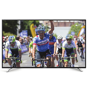"Sharp LC-40CFF5222E Téléviseur LED Full HD 40"" (102 cm) - 1920 x 1080 pixels - TNT, Câble et Satellite HD - HDTV 1080p - HDMI/USB - Son Harman/Kardon - 200 Hz"