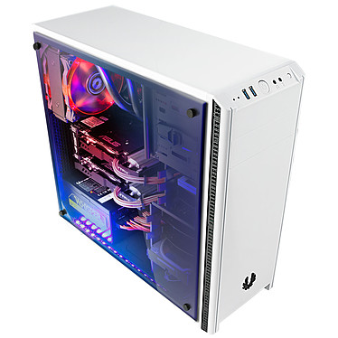 Acheter BitFenix Nova TG (Blanc)