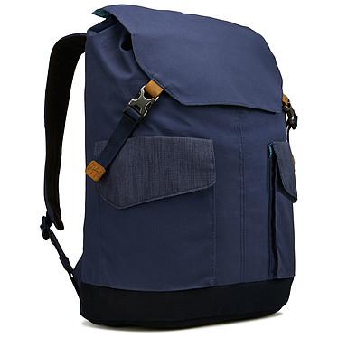 """Case Logic Lodo Backpack Large (bleu) Sac à dos pour ordinateur portable (jusqu'à 15.6'') et tablette (jusqu'à 10.1"""")"""