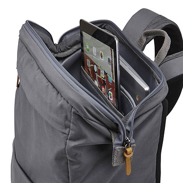 Case Logic Lodo Backpack Medium (gris) pas cher