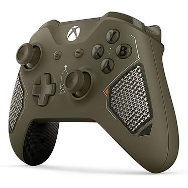 Avis Microsoft Xbox One Wireless Controller Combat Tech