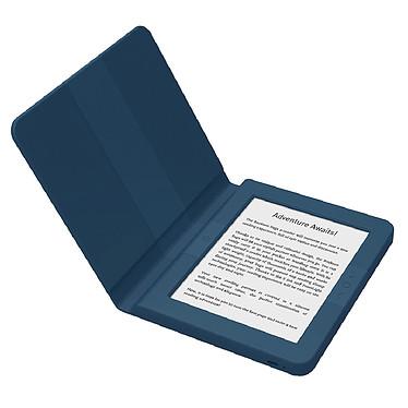 """Bookeen Saga (bleu) Liseuse eBook Wi-Fi - Écran tactile 6"""" 1024 x 758 - 8 Go"""