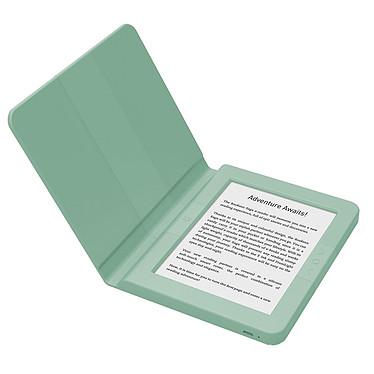 """Bookeen Saga (vert) Liseuse eBook Wi-Fi - Écran tactile 6"""" 1024 x 758 - 8 Go"""