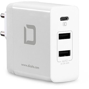 Dicota Universal Travel Notebook Charger USB-C