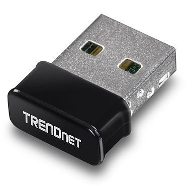 TRENDnet TBW-108UB Clé USB 2.0 Bluetooth 4.0 et WiFi N (150 Mbps)