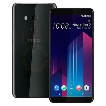 HTC U11+ Noir Translucide