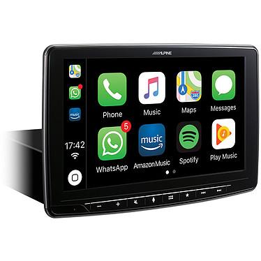 Alpine iLX-F903D Système multimédia 1DIN avec écran tactile 9 pouces, Bluetooth, HDMI, USB, Apple CarPlay et Android Auto