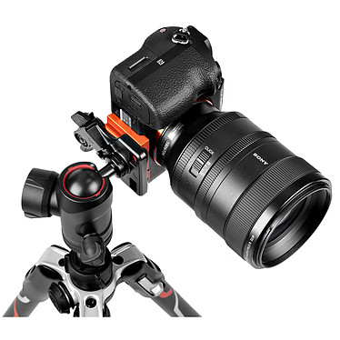 Manfrotto Befree Advanced pour Sony Alpha - MKBFRLA-BH pas cher