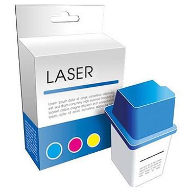 Toner compatible CC532A / EP 718 (jaune) Cartouche laser jaune compatible HP CC532A et Canon 718Y (2 800 pages à 5%)