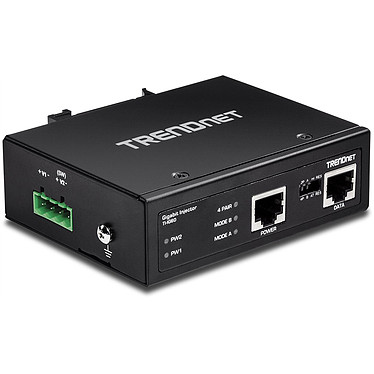 TRENDnet TI-IG60 Injecteur industriel renforcé UPoE Gigabit 60 Watts