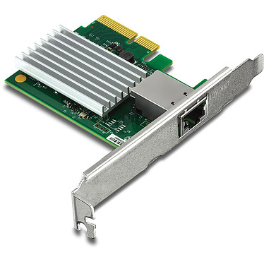 TRENDnet TEG-10GECTX Adaptateur réseau RJ45 PCIe 10 Gigabits
