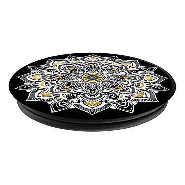 Opiniones sobre PopSockets Golden Lace Negro