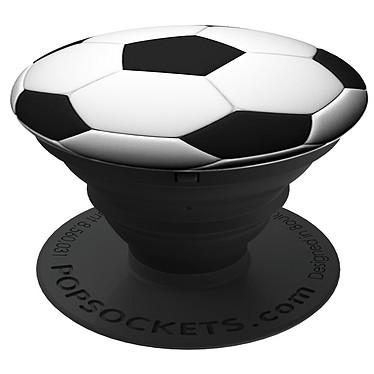 PopSockets Ballon de Football Blanc