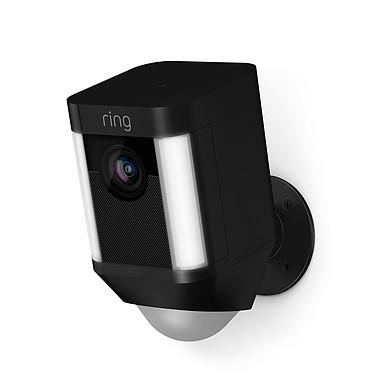 Ring Spotlight Cam Battery Noir