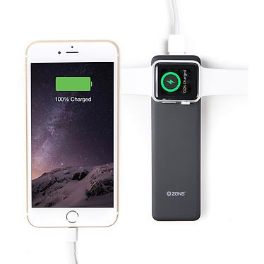 Comprar ZENS Apple iPhone / Watch Powerbank negro