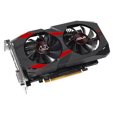 Avis ASUS GeForce GTX 1050 CERBERUS-GTX1050-O2G
