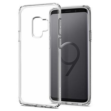 Spigen Case Liquid Crystal Clear Samsung Galaxy S9+ Funda de protección para el Samsung Galaxy S9+