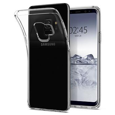 Opiniones sobre Spigen Case Liquid Crystal Clear Samsung Galaxy S9+