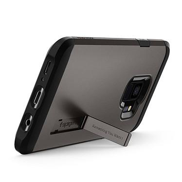 Acheter Spigen Case Tough Armor Gun Metal Samsung Galaxy S9
