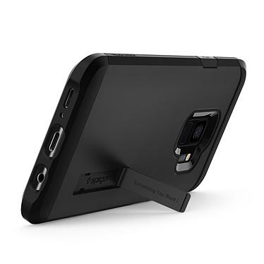 Acheter Spigen Case Tough Armor Noir Samsung Galaxy S9+