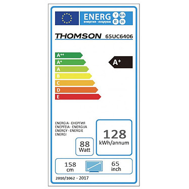 Thomson 65UC6406 pas cher