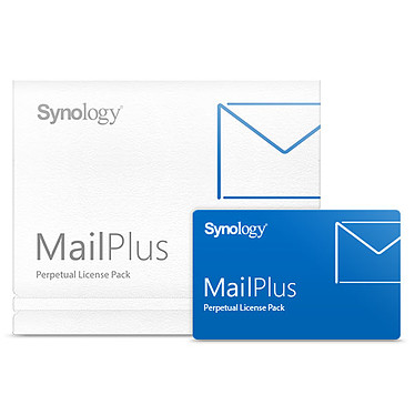 Synology Pack licences MailPlus
