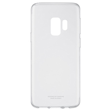 Samsung Clear Cover Transparente Samsung Galaxy S9