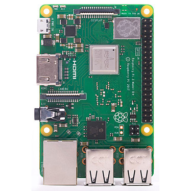 Avis Raspberry Pi 3 Model B+