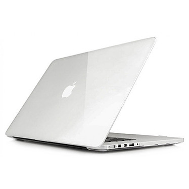 "Maclocks Premium Hardshell MacBook Pro 15"" Transparent Funda protectora transparente para el MacBook Pro Retina 15""."