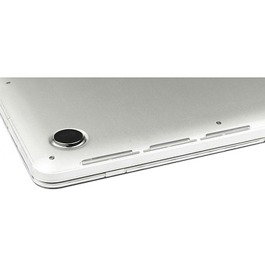 "Acheter Maclocks Premium Hardshell MacBook Pro 15"" Transparent"