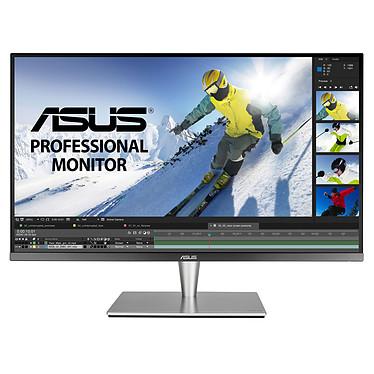 """ASUS 32"""" LED - ProArt PA32UC-K 3840 x 2160 pixels - 5 ms (gris à gris) - Format large 16/9 - Dalle IPS - HDR - DisplayPort - HDMI - USB 3.0 - Argent/Noir (garantie constructeur 3 ans)"""