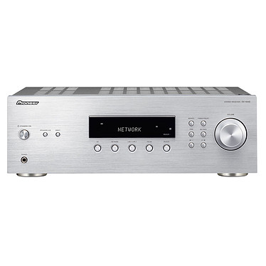 Pioneer SX-10AE Argent Ampli-tuner stéréo 2 x 100 W - Bluetooth - Tuner FM/AM avec fonction RDS