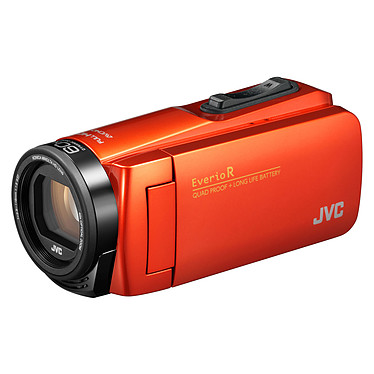 JVC GZ-R495 Orange